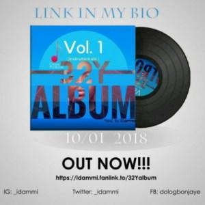 Free Beat: iDammi - Mo Je Dodo